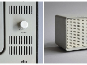 Braun Style Products by Dieter Rams