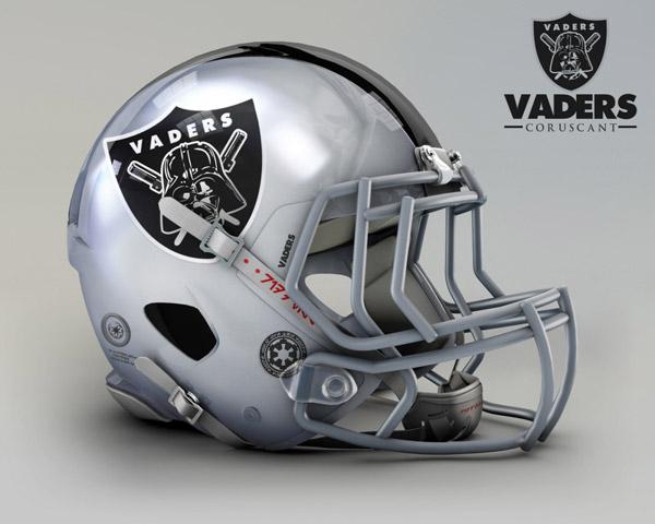 Coruscant Vaders Logo