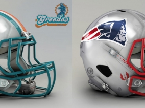 Star Wars characters as NFL teams