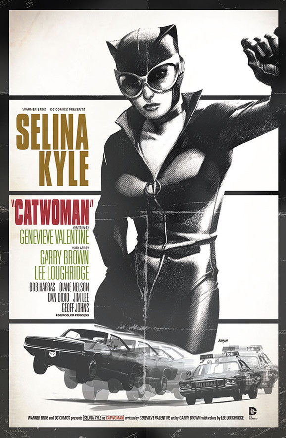Catwoman - Bullitt movie poster