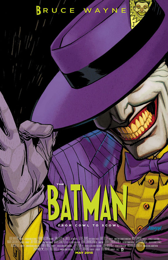 The Joker - The Mask movie poster