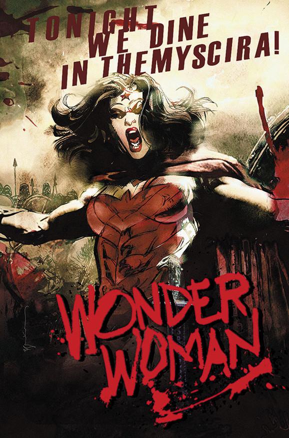 Wonder Woman - 300 movie poster