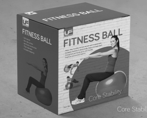 Packaging design for Urban Fitness Equipment by BLU:72 Creative