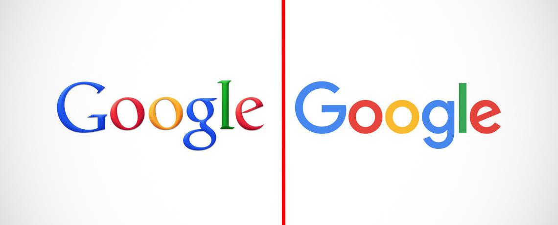 The new Google logo 2015