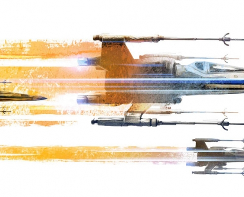 Star Wars Celebration poster image 2