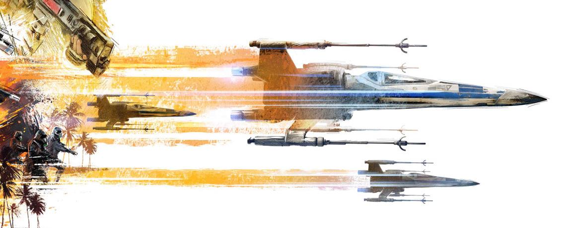 Star Wars Celebration poster image 2
