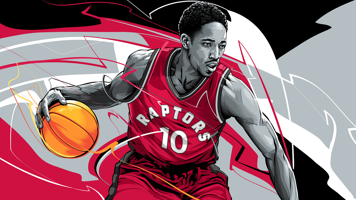demar derozan wallpaper
