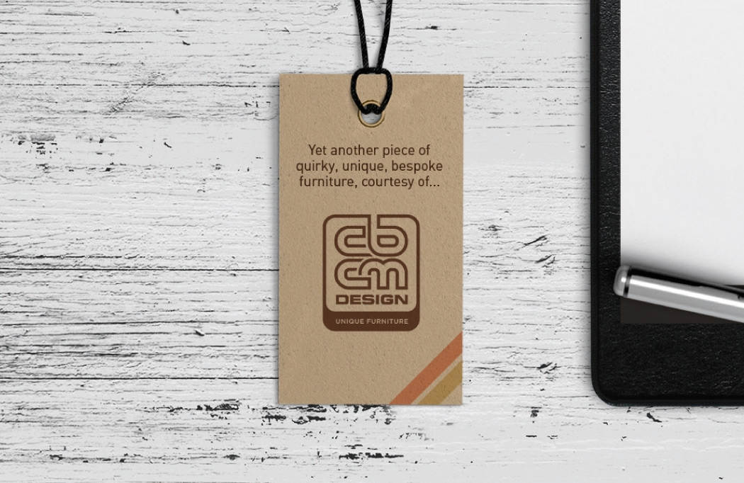CBCM Branding and Logo Design by BLU:72 Creative, Nottingham