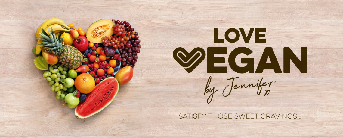 Cover image of the Love Vegan Branding designed by BLU:72 Creative